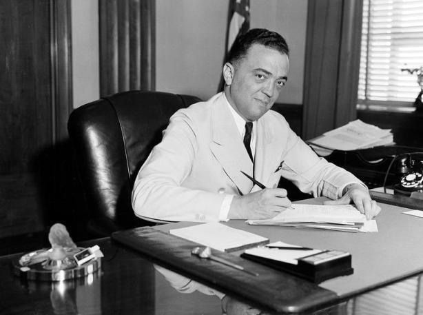 J Edgar Hoover 2